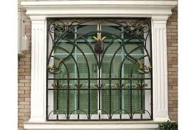 home windows grill design 2015 top selling security wrought iron window grill design buy