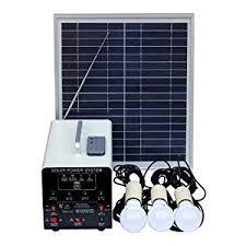 15w grid solar lighting system with 3 led lights co uk