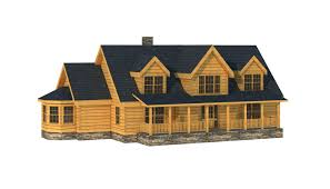 Land Home Packages by Exterior Design Luxury Cabin Deisign With Southland Log Homes