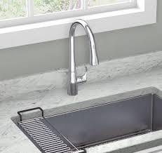 kohler simplice kitchen faucet kohler simplice pull kitchen faucet splash galleries