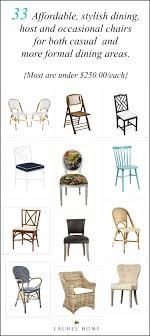 Occasional Dining Chairs Some Of My Favorite Affordable Dining And Occasional Chairs