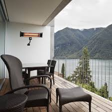 patio heater under roof electric patio heaters home design by fuller