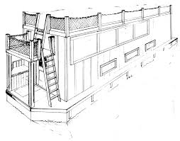 Houseboat Floor Plans by 36 U0027 Drifter Houseboat For Inland Waterways