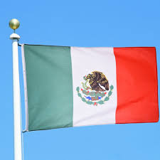Best Country Flags Best Selling 1pcs Mexico Flag Polyester Hanging National Country