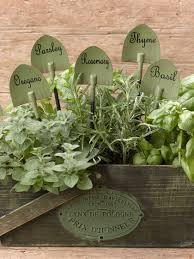 herb garden markers decorative gardener u0027s supply