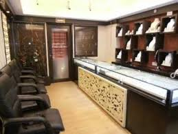 Jewellery Showroom Interior Design Ideas