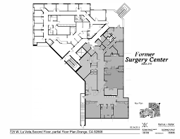 exploded floor plan projects batavia woods medical center