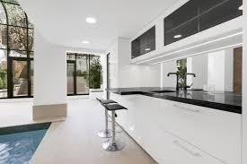 cool pool houses this 12m chelsea townhouse has a 30 foot saltwater pool in the