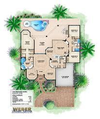 grenada home plan weber design group naples fl