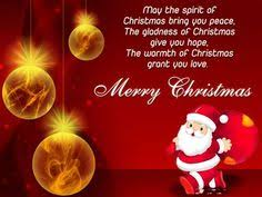 wish merry christmas to your friends and spouse with christmas