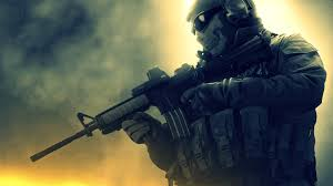ghost mask army skull soldier wallpaper hd wallpapersafari
