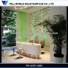 Desks Modern Office Reception Desk Tell World Cool Reception Desks Modern Office Reception Table
