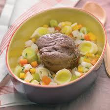cuisiner jarret de boeuf jarret de bœuf aux légumes d hiver recette minceur weight watchers