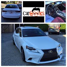 lexus is250 white 2015 2015 lexus is250 f sport fully loaded got customer exactly the