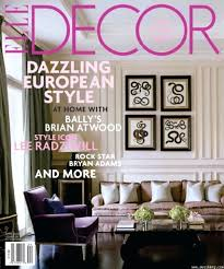 decorations modern home decor magazines like domino modern decor