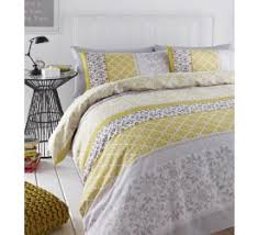 Yellow Patterned Duvet Cover Yellow Patterned Duvet Covers Yorkshire Linen