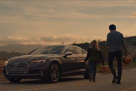 glitter audi the real message behind audi u0027s super bowl ad isn u0027t exactly an