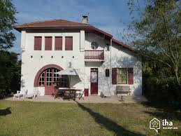 location maison à capbreton iha 9795