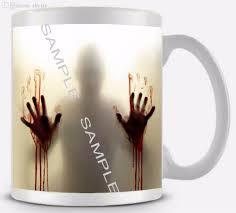 Coffee Mugs For Sale Wholesale The Walking Dead Mug Ceramic White Coffee Mug Cup 11oz