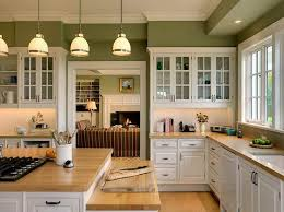 good paint colors for kitchen with white cabinets trendyexaminer
