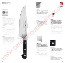 zwilling j a henckels knives