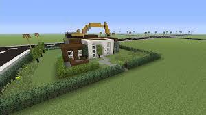 minecraft make a simple modern house xbox one