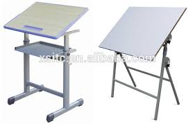 Foldable Drafting Table Mdf Table Top Folding Engineering Drawing Table Buy Engineering
