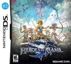 Final Fantasy The 4 Heroes Of Light Final Fantasy The 4 Heroes Of Light Usa Ds Rom Download Nicoblog