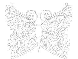 free butterfly mandala coloring pages u2014 allmadecine weddings