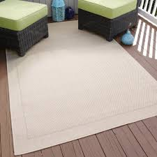 Rv Patio Rugs by Outdoor Works Deluxe Brown Stripe Rv Patio U0026 Camp Mat Rv Patio