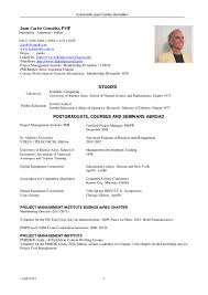 Resume Samples In English by English Resume Template