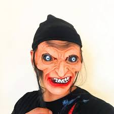 Scary Witch Halloween Costumes Witch Halloween Mask Latex Halloween Costumes Mask Scary Halloween