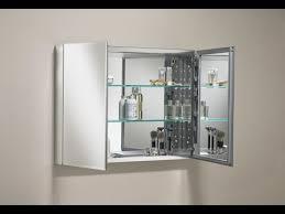 Bathroom Medicine Cabinets Recessed Decorating Hqdefault Amusing Lowes Recessed Medicine Cabinet