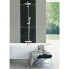 Grohe Shower Systems Grohe Euphoria Shower System 800010300 Oeg Online Shop