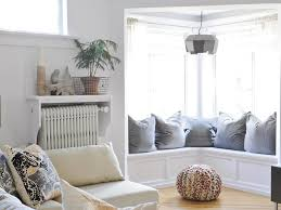 gray pillow window seat ceiling light sectional sofa basket wood