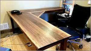 reclaimed wood l shaped desk gaming station computer desk inspirational reclaimed wood puter desk