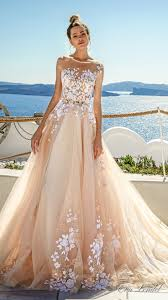 colorful wedding dresses wedding dress colors gallery styles ideas 2018 sperr us