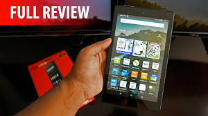 amazon kindle fire tablet black friday all new fire hd 8 tablet review 2016 amazon strikes again