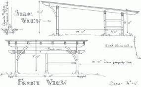 Pdf Garage Construction Plans Plans Free by How To Build Build A Carport Plans Pdf Attached Carport Building