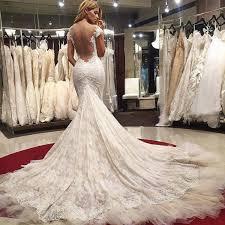 mermaid wedding dresses wedding dresses mermaid wedding dress lace backless wedding
