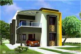 2 floor front elevation including elevations of residential
