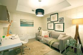Guest Bedroom And Office - creating a home office space for all ages