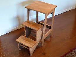 kitchen step stool woodworking blog videos plans how to