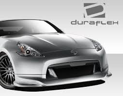 nissan 350z wide body kit nissan 350z front bumpers body kit super store ground effects