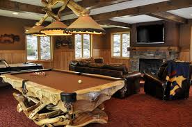 Home Design Games Rs Dahlia Mahmood Modern Open Game Room Pool Table Rend Hgtvcom
