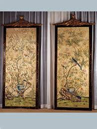 handpainted chinese wallpaper chinoiserie wallpaper silk
