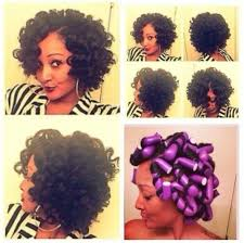 black rod hairstyles for 2015 tried flexi rods yet 20 gorgeous flexi rod sets we are loving