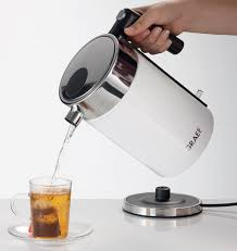 modern kitchen accessories uk german made quality graef white electric kettle at cookinstyle co