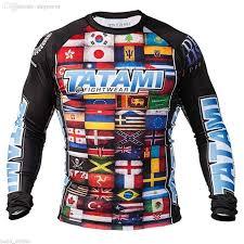 Kenya Flag Clothing Wholesale Sale Tatami World Flags Fitness Clothes Rashguard