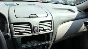 sentra nissan 2001 nissan sentra xe a a automático 2001 youtube
